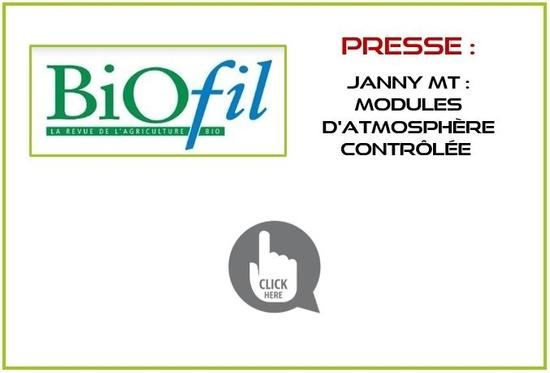 Article Biofil -
